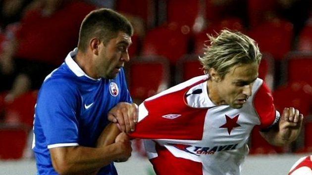 Jaroslav Černý v souboji s Ninkovem