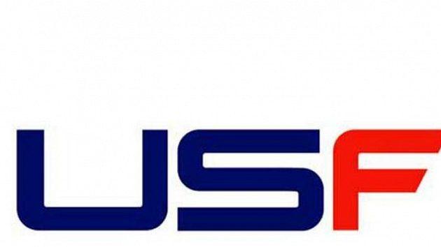 Logo vznikajícího týmu formule USF1