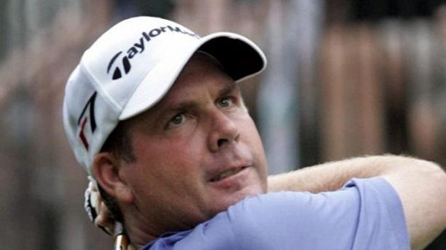Americký golfista Doug Barron