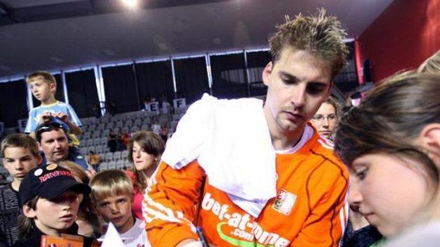 Házenkář Martin Galia bude od příští sezony v Německu oblékat dres Grosswallstadtu.
