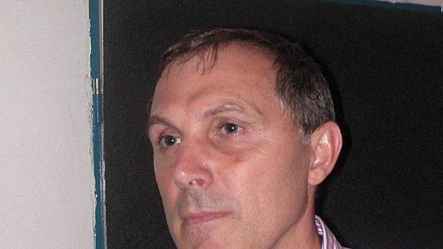 Odvolaný trenér Jaroslav Liška.