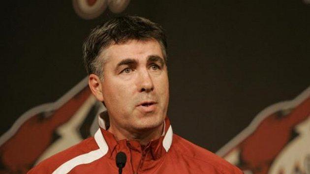 Nový trenér hokejistů Phoenixu Dave Tippett