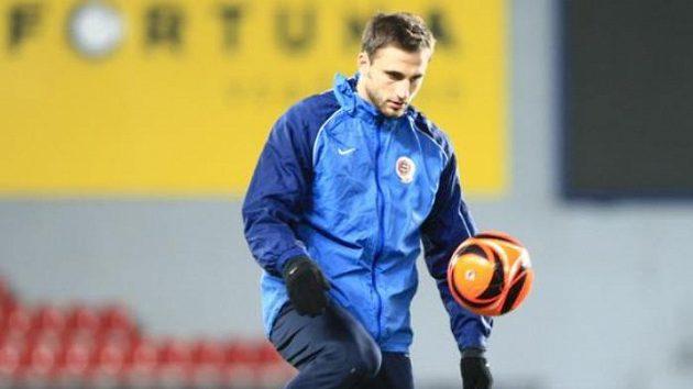 Fotbalista Jan Holenda jedná o přestupu do Machačkaly.