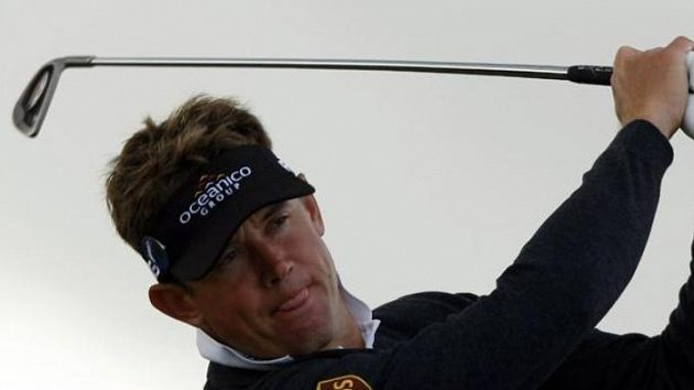 Anglický golfista Lee Westwood