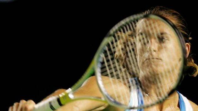 Tenistka Amélie Mauresmová bude soupeřkou Evy Birnerové ve třetím kole.