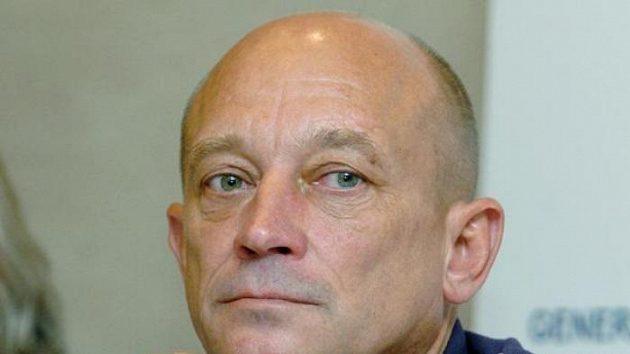 Ředitel skokanského úseku Leoš Škoda