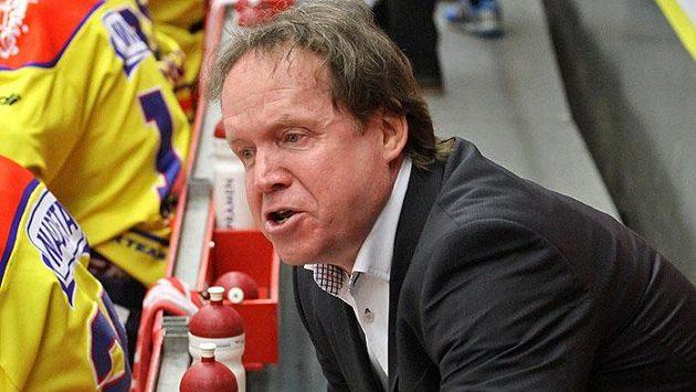 Trenér Petr Rosol byl odvolán od hokejistů Českých Budějovic.