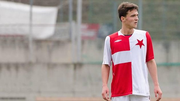 Pokračovatel fotbalového rodu Veselých Lukáš podepsal v sedmnácti letech profesionální smlouvu se Slavií.