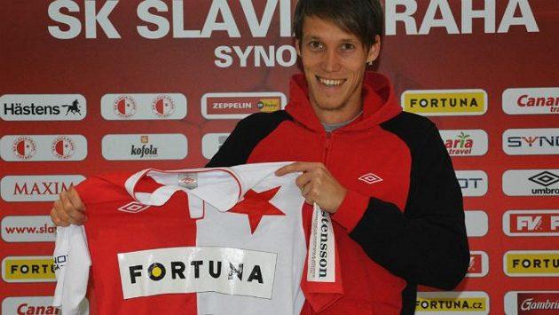 Michal Švec je znovu slávistou.