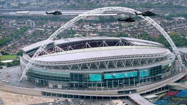 Stadion ve Wembley