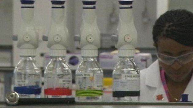 Dopingová laboratoř