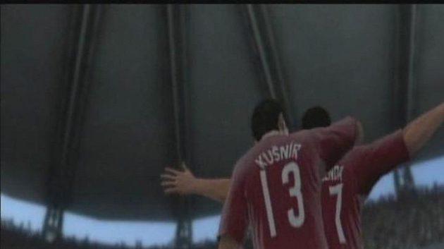 S FIFA 10 můžete mít nejslavnější pražské derby každý den!