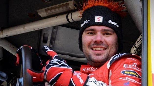 Aleš Loprais dojel na Rallye Dakar 2013 na šestém místě.