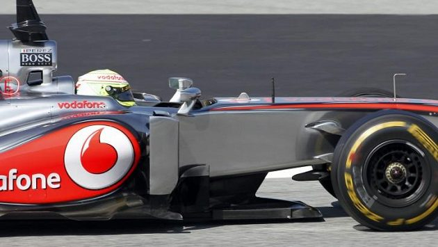 Reklamu na Vodafone už od příštího roku na monopostech McLaren neuvidíme.