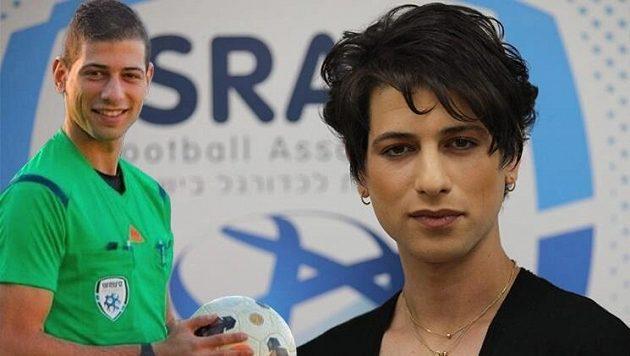 První izraelská transsexuální rozhodčí Sapir Bermannová