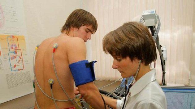Zdravotní testy hokejistů v Kontinentální lize