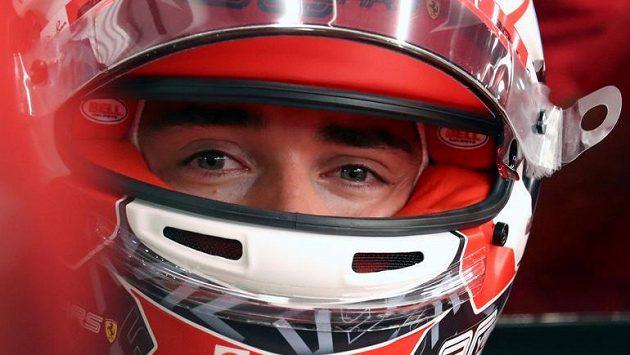 Charles Leclerc ovládl další kvalifikaci.