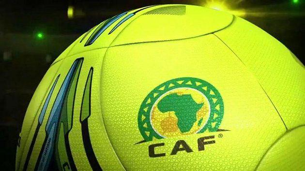Míč pro africký šampionát