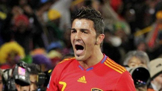 Bývalý fotbalový reprezentant Španělska David Villa čelí obvinění ze sexuálního obtěžování. Archivní foto
