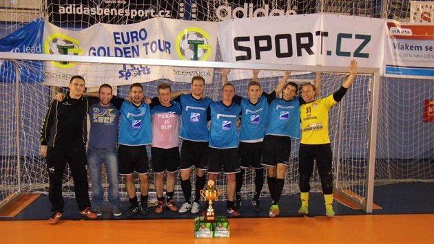 MON-ING dokázal obhájit loňský triumf a stal se tak historicky druhým nejúspěšnějším týmem EURO GOLDEN TOUR