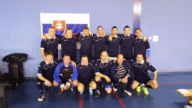 Průběžný lídr 1. liga GT Bratislav - tým Špedservisu