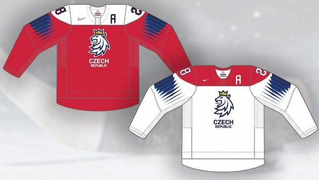 e286bb0bbb506 MS 2019 hokej: Takhle vypadají dresy všech účastníků hokejového MS ...