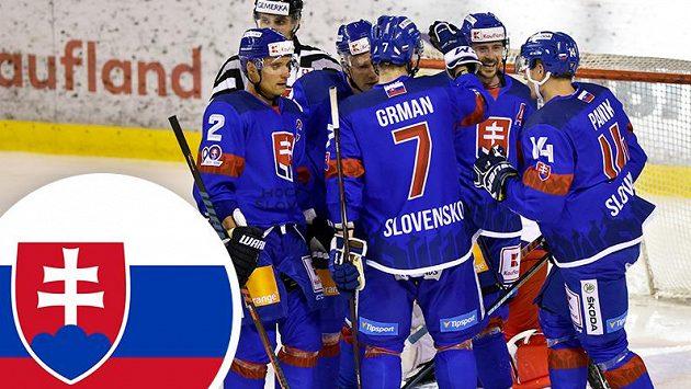 Uhodneš, jaká čísla mají hráči Slovenské hokejové reprezentace na MS v hokeji 2019 ???