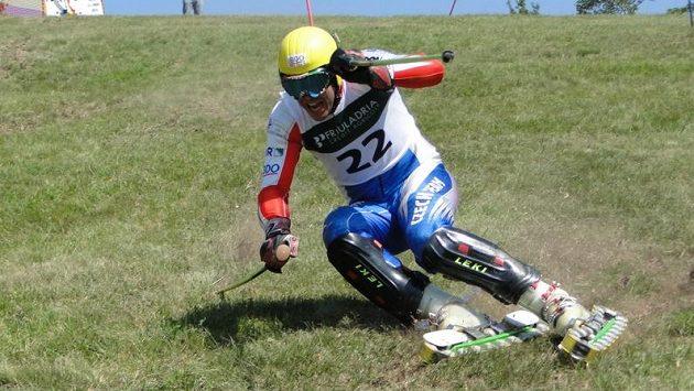 Travní lyžař Jan Němec míří za jedenáctým triumfem ve Světovém poháru.