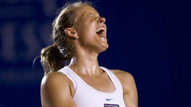 Česká tenistka Barbora Záhlavová-Strýcová