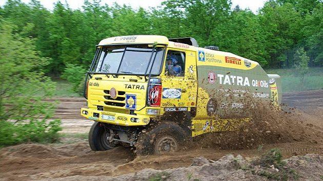 Speciál Tatra pro letošní Rallye Dakar