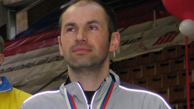 Sportovní střelec Miroslav Januš