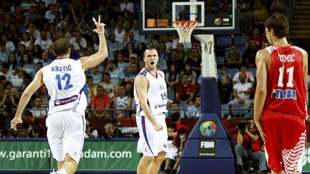 Basketbalisté Srbska budou obhajovat stříbro na ME bez kouče Ivkoviče