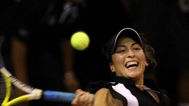 Francouzská tenistka Aravane Rezaiová