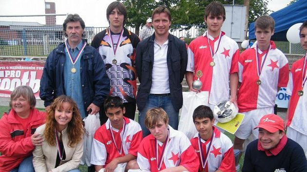 Vláďa Šmicer zve na DD Cup 2010