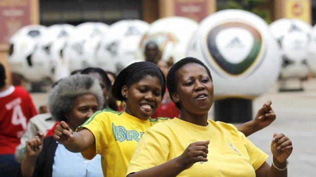V Jihoafrické republice už všechno směřuje k fotbalovému mistrovství světa.