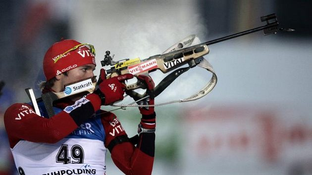 Noru Svendsenovi patří pro tuto sezónu primát ve Světovém poháru
