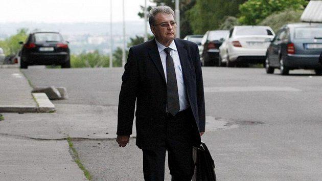 Miroslav Platil, nový předseda představenstva fotbalové Slavie