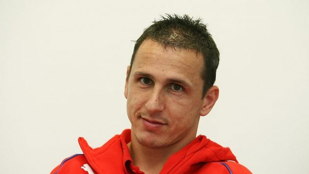 Český fotbalový obránce Zdeněk Pospěch věřil po poločase ve Španělsku v úspěch.