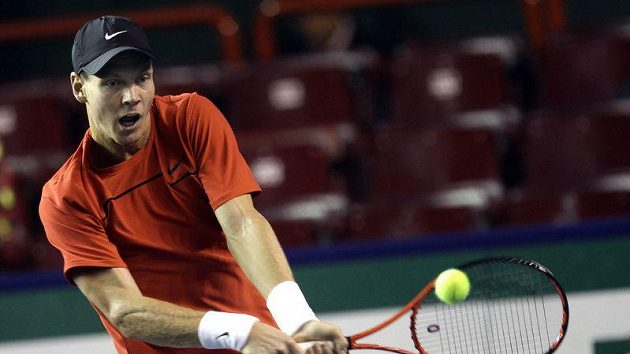 Tenista Tomáš Berdych