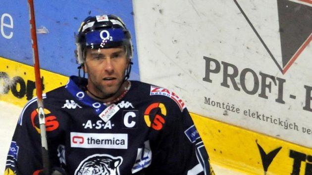 Liberecký kapitán Petr Nedvěd