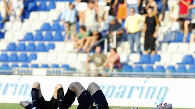 Mizérie Baníku pokračovala i v domácím poháru.