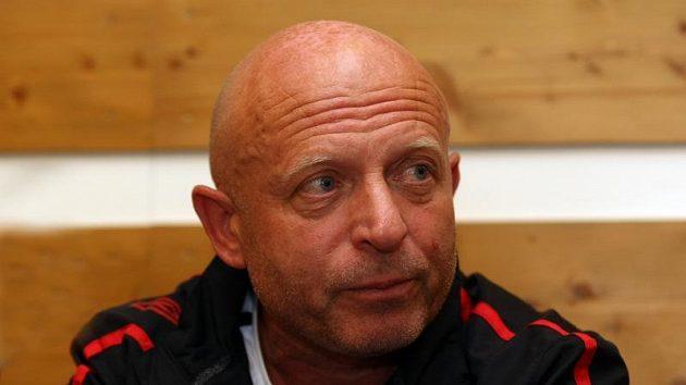 Trenér Slavie Karel Jarolím