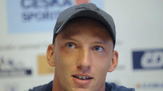 Překážkář Petr Svoboda touží po medaili z evropského šampionátu.