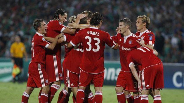 V mnichovském Bayernu řeší prohřešek mladého gólmana.