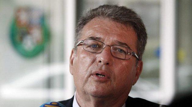 Staronový člen představenstva Miroslav Platil.