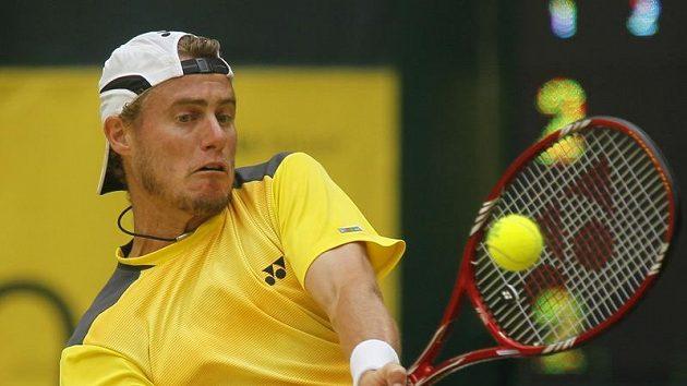 Bez zraněného Lleytona Hewitta to Austrálii nejde.