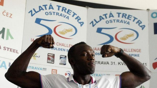Zlaté tretry by se měl znovu zúčastnit i Usain Bolt