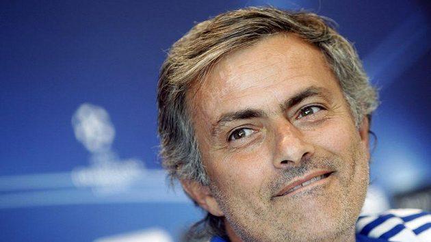 Trenér José Mourinho má jasno, chce se vrátit do Anglie.