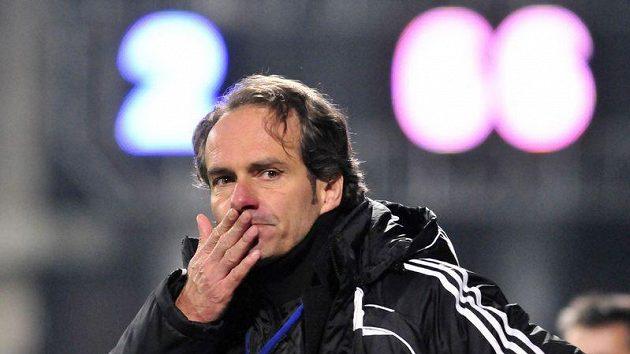Trenér Karol Marko