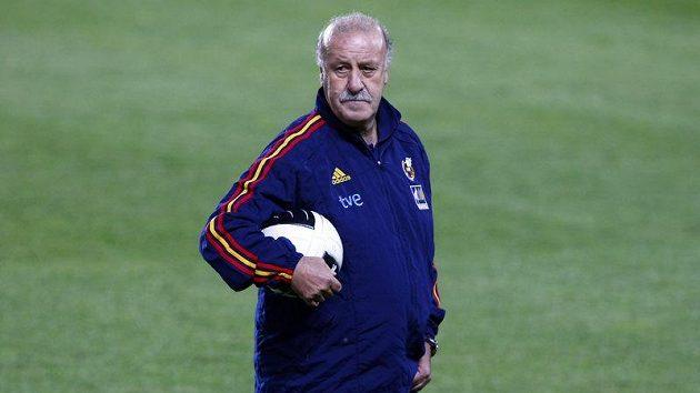 Trenér Vicente Del Bosque skončí po ME 2016 na lavičce španělské reprezentace.